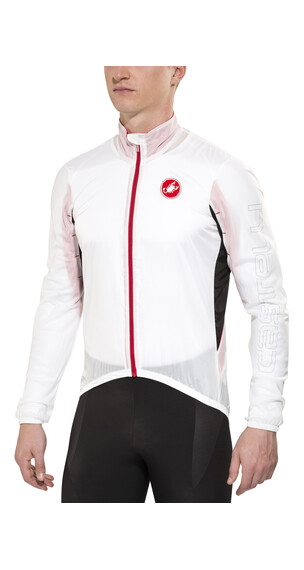 Castelli Velo Jacket Men white